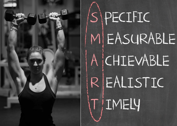Fitness Inspiration: Setting S.M.A.R.T. Goals