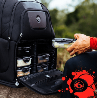 The Elite Voyager Backpack: FOR SERIOUS GAINS ONLY