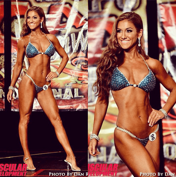 How To Train For A Bikini Fitness Competition, Pt. 1