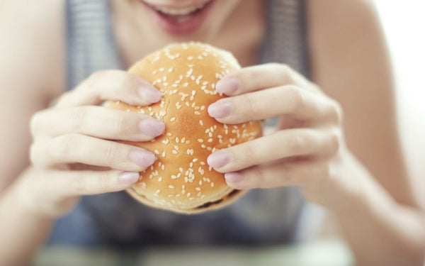 Four Reasons You Can't Stop Eating