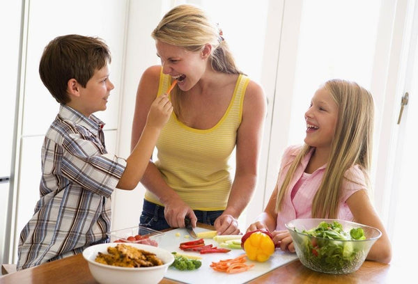 Clean Eating For Kids: Make It Work For Your Family