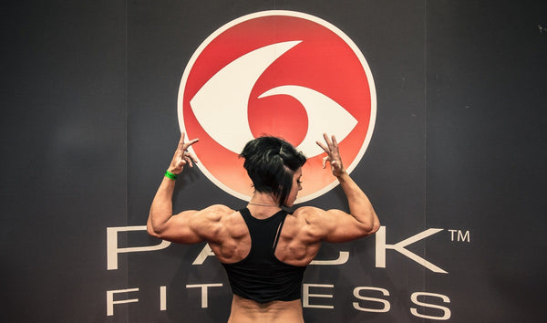 6 Pack Fitness Elite Athlete: Dana Linn Bailey, Pt. 2