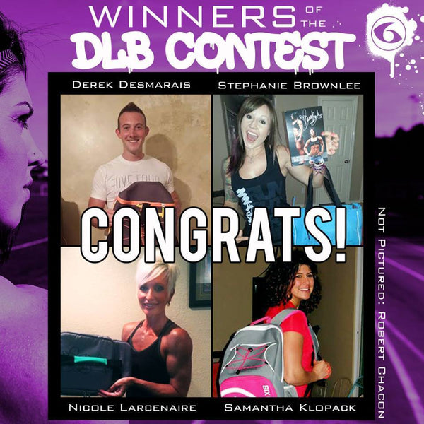 Getting To Know Two of Our DLB Contest Winners