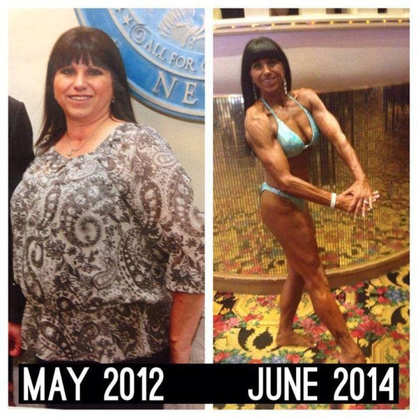 Transformations Series: Denise Johnson
