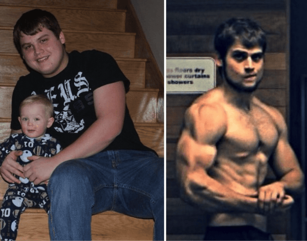 Transformations Series: Garrett Strout