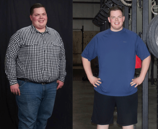 Transformations Series: Nathan Smith