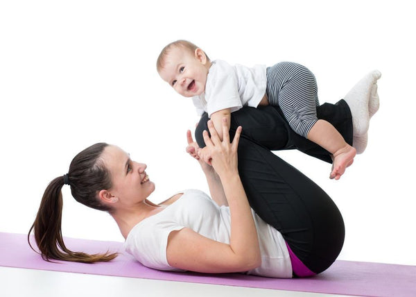 Creating A Post Pregnancy Workout Plan
