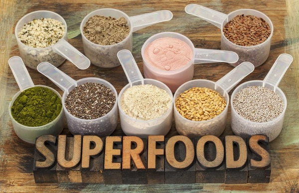 Top 5 Most Uncommon Superfoods