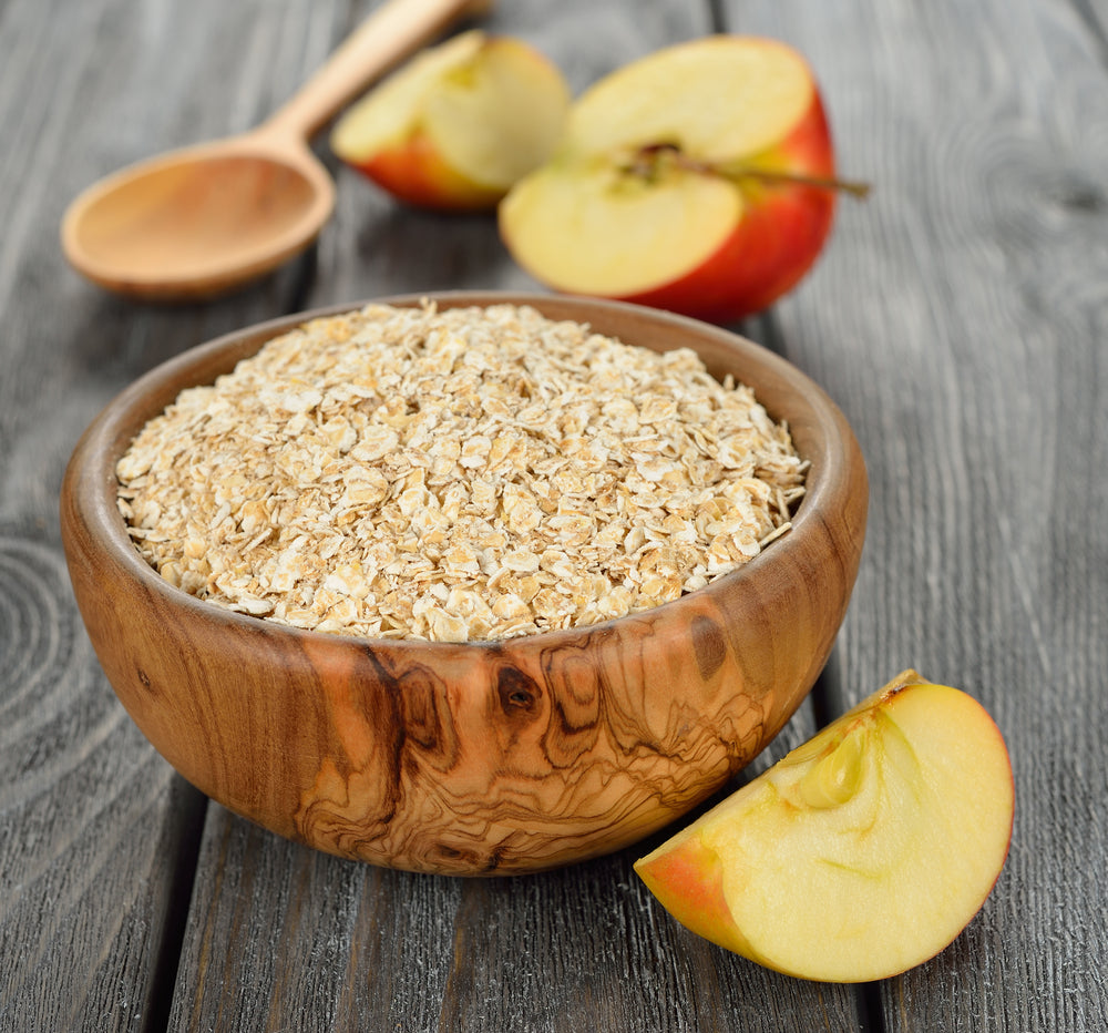 Apple Oatmeal2