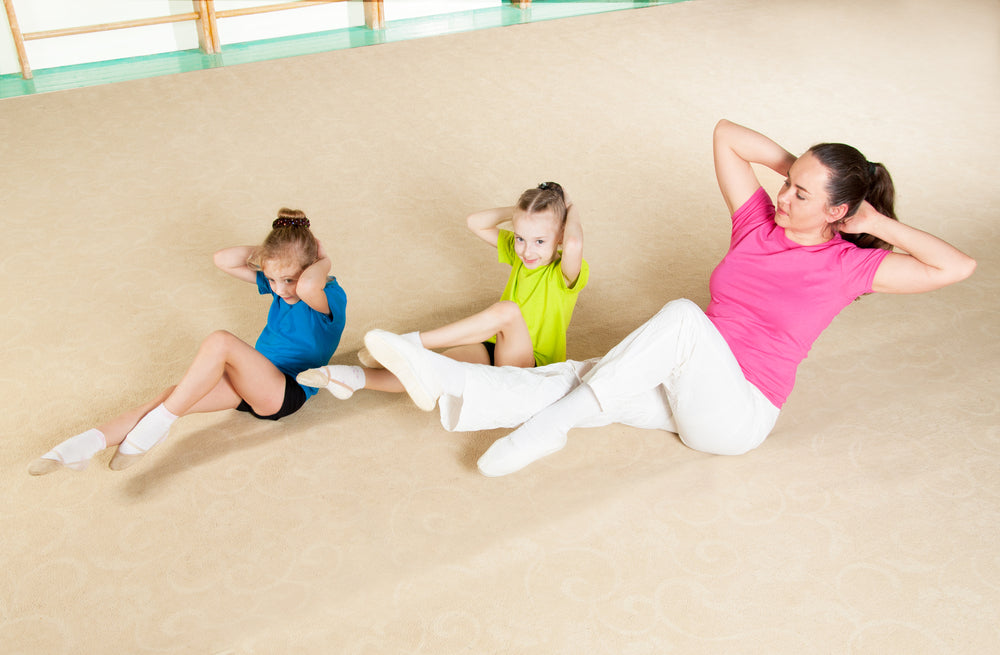 Exercises With Kids 6 Simple Ones You Can Do At Home 6 Pack Fitness