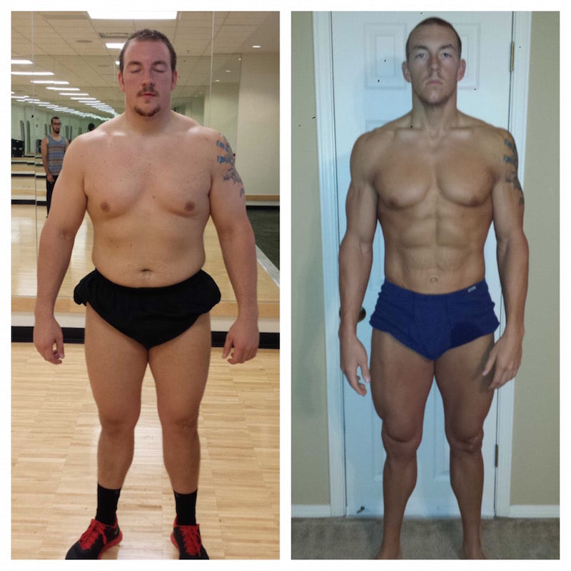 Fitness Transformation Chris-03