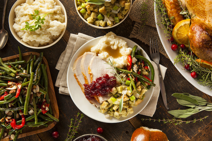 Healthy Holiday Foods - Header