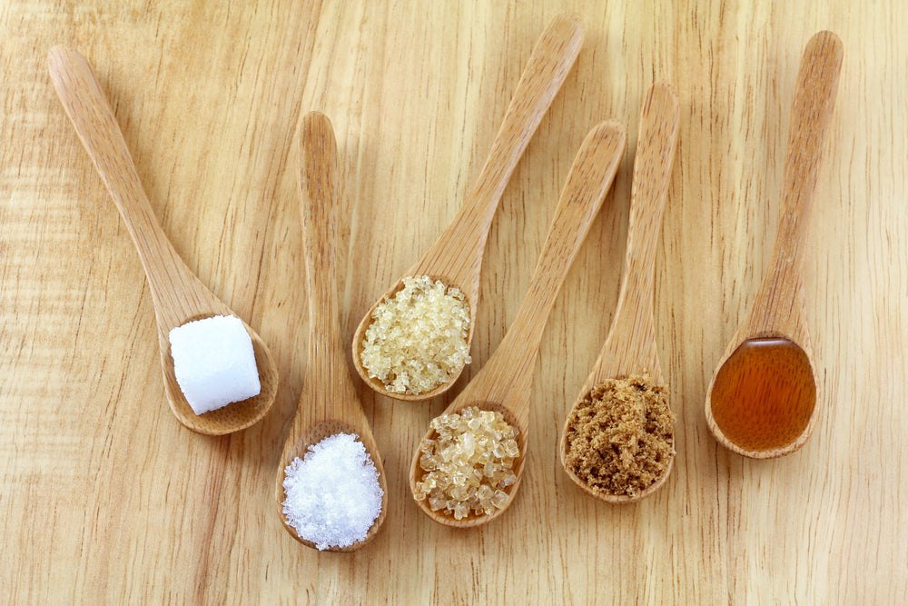 Healthy Sugar Alternatives