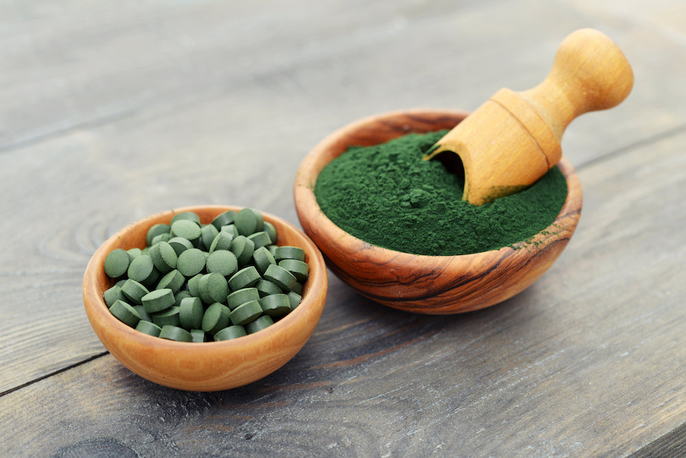 Plant-Based Proteins - Spirulina