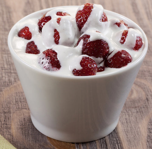 Protein Fluff Recipe Strawberry