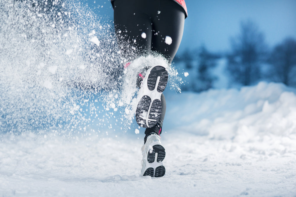 Winter Fitness Gear