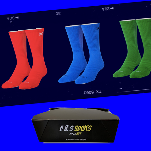 Socks Box - Rainbox 2 🌈