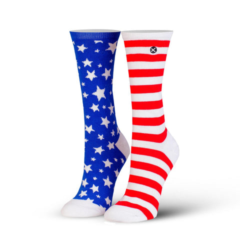 Ti' Pieds - American Flag