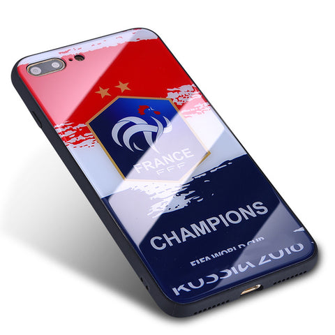 coque iphone 8 football france