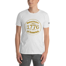 Load image into Gallery viewer, 1776 United Stated of America T-Shirt | Light Colors