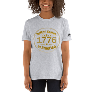 1776 United Stated of America T-Shirt | Light Colors