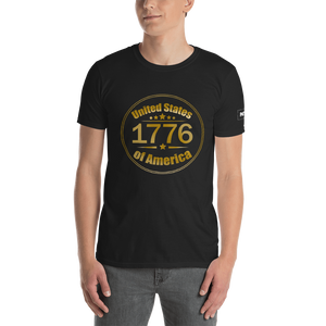 1776 United Stated of America T-Shirt | Dark Colors
