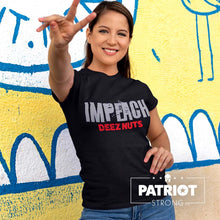 Load image into Gallery viewer, Impeachment Inquiry T-Shirt for Women