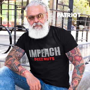 Pro Trump Bikers Shirt Against Trump Impeachment