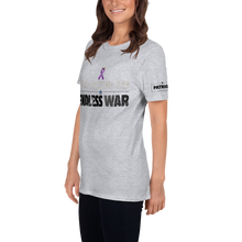 Load image into Gallery viewer, Find Victory Over Endless War T-Shirt | Light Colors
