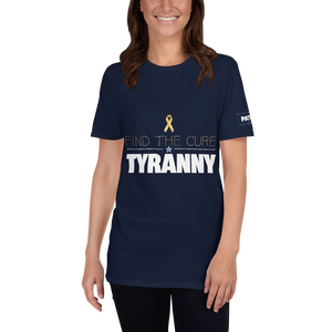 Find The Cure T-Shirt | Tyranny | Dark Colors