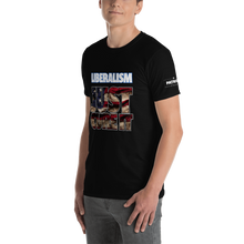Load image into Gallery viewer, Liberalism T-Shirt | Just Cure It | Dark Colors