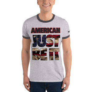 American Ringer T-Shirt | Just Be It | Various Colors