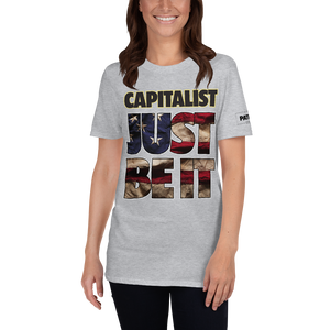 Capitalist T-Shirt | Just Be It | Light Colors