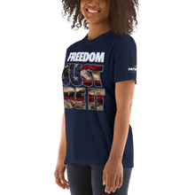 Load image into Gallery viewer, Freedom T-Shirt | Just Be It | Dark Colors