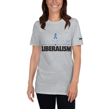 Load image into Gallery viewer, Find The Cure T-Shirt | Liberalism | Light Colors