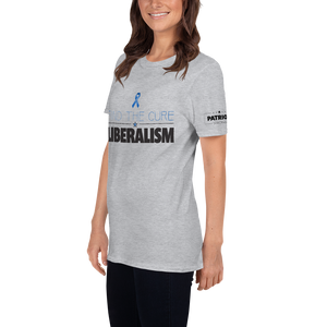 Find The Cure T-Shirt | Liberalism | Light Colors