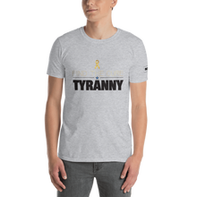 Load image into Gallery viewer, Find The Cure T-Shirt | Tyranny | Light Colors