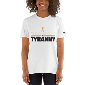 Find The Cure T-Shirt | Tyranny | Light Colors
