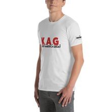Load image into Gallery viewer, K.A.G. T-Shirt | Keep America Great | Light Colors
