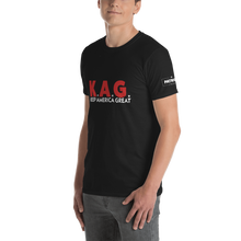Load image into Gallery viewer, K.A.G. T-Shirt | Keep America Great | Dark Colors