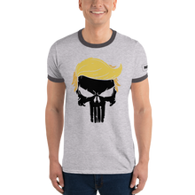Load image into Gallery viewer, Trump Punisher Ringer T-Shirt | Various Colors