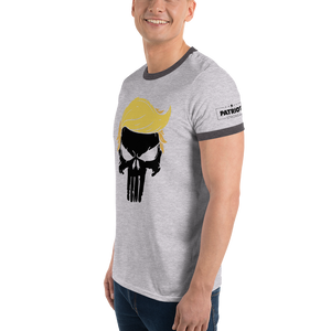 Trump Punisher Ringer T-Shirt | Various Colors
