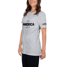 Load image into Gallery viewer, Keep America Great T-Shirt | Outlined | Light Colors