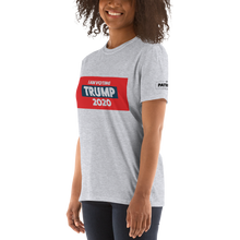 Load image into Gallery viewer, I Am Voting Trump 2020 T-Shirt | Light Colors