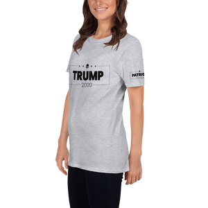 Trump 2020 T-Shirt | Outlined | Light Colors