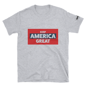 Keep America Great T-Shirt | Trump | Light Colors