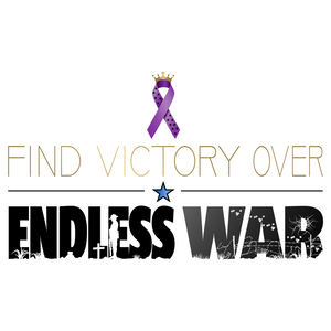 Find Victory Over Endless War T-Shirt | Light Colors