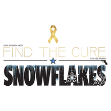 Load image into Gallery viewer, Find The Cure T-Shirt | Triggered Snowflakes  | Light Colors