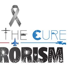 Load image into Gallery viewer, Find The Cure T-Shirt | Terrorism | Light Colors