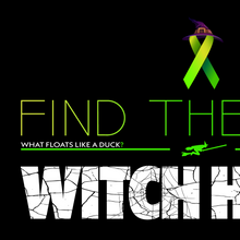Load image into Gallery viewer, Find The Cure T-Shirt | Political Witch Hunts | Dark Colors
